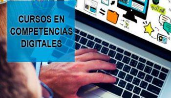 cursos en competencias digitales