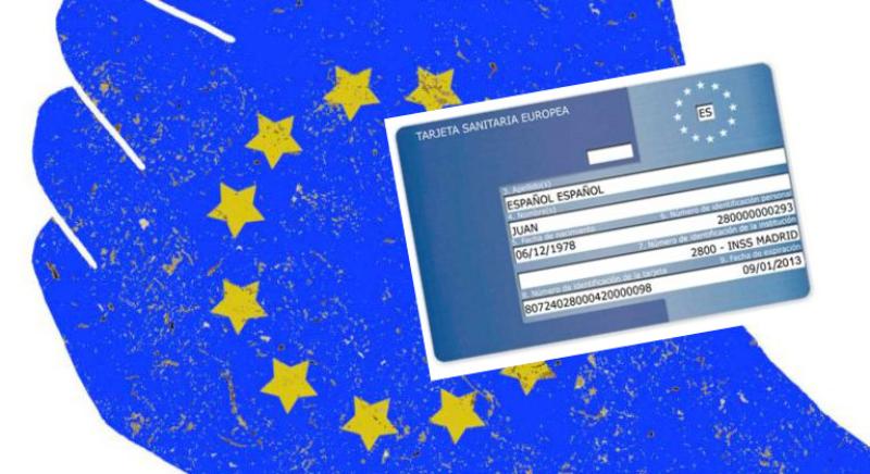 solicitar tarjeta sanitaria europea