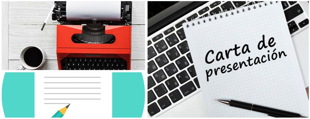 cómo escribir carta de presentación