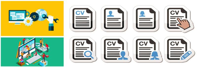herramientas online cv