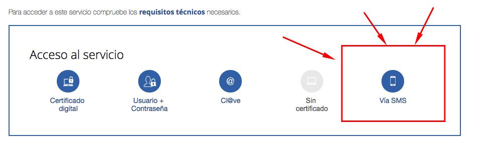 Duplicado del documento en el que aparece el número de la Seguridad Social