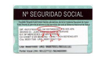Saber mi número de afiliación a la Seguridad Social