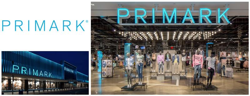 trabajar en primark tienda