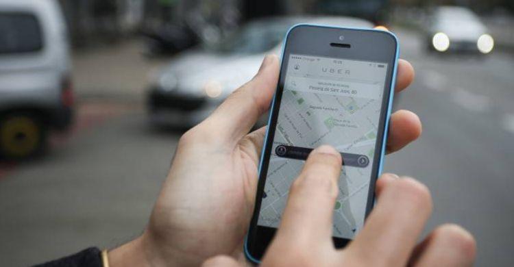 ¿Cómo funciona Uber?