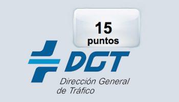 consulta saldo puntos DGT