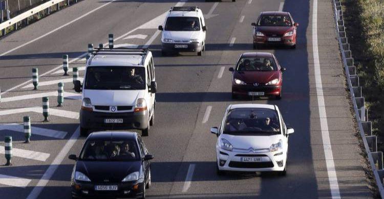 Infracciones por exceso de velocidad