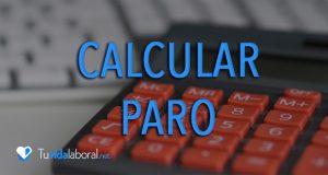 Cómo calcular el Paro